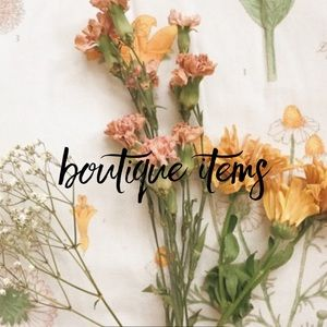 //Boutique Items//